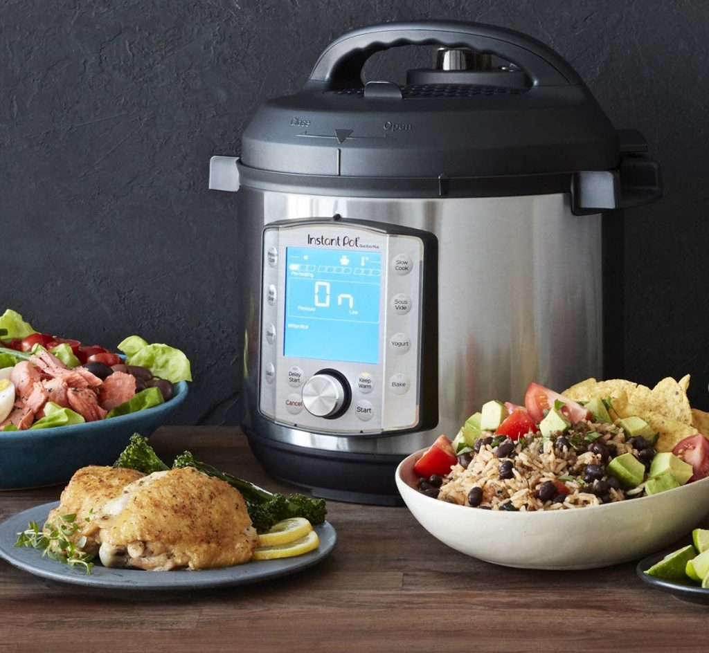 Third generation electric pressure cooker