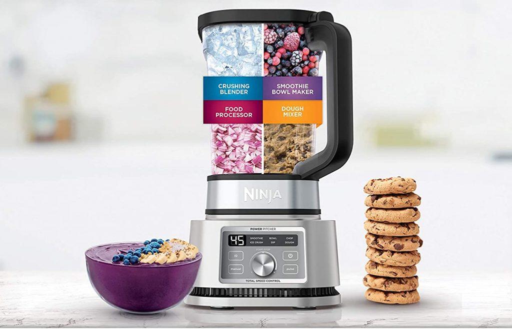 Ninja Foodi's Blender / Food Processor combo
