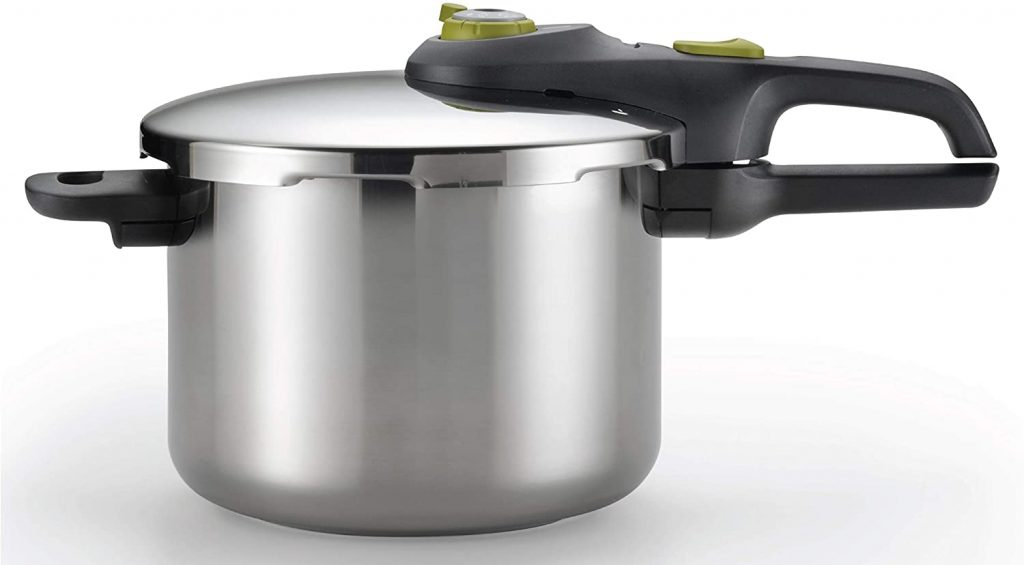 Second generation pressure cooker