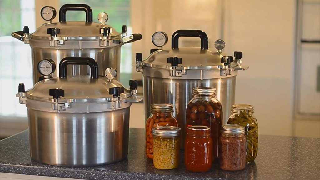 All American Pressure Canner