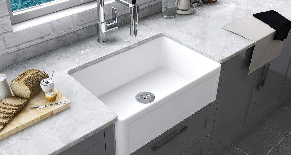 Types of Kitchen Sink Mounts
