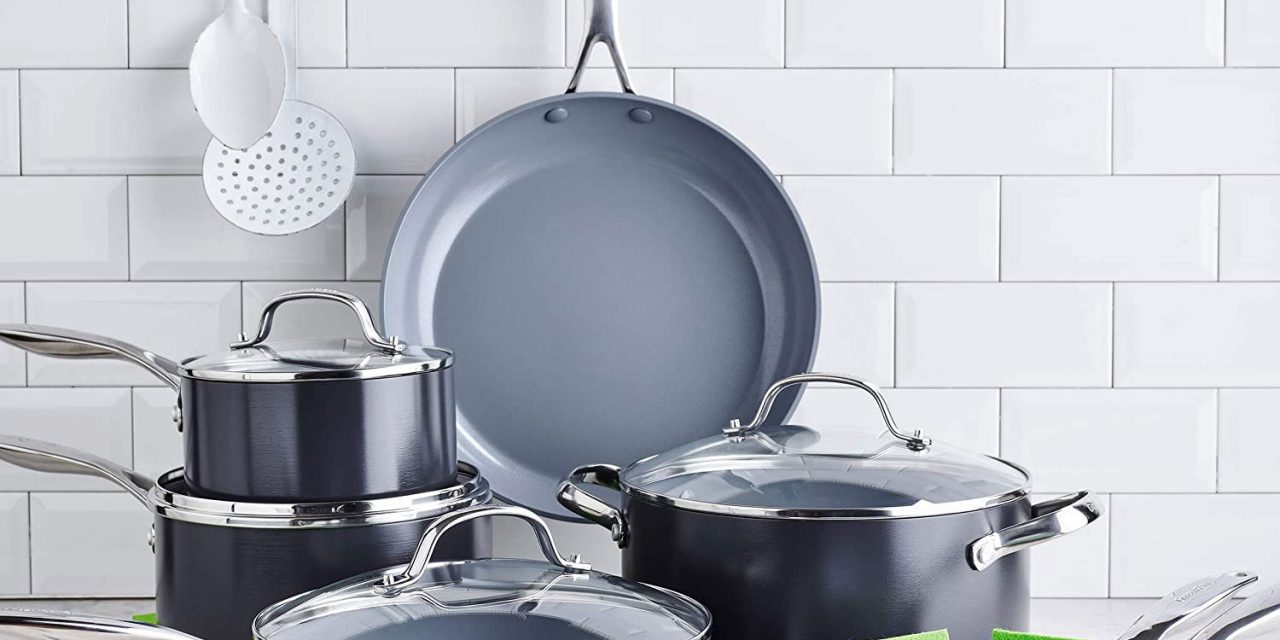 Types of Cookware Sets