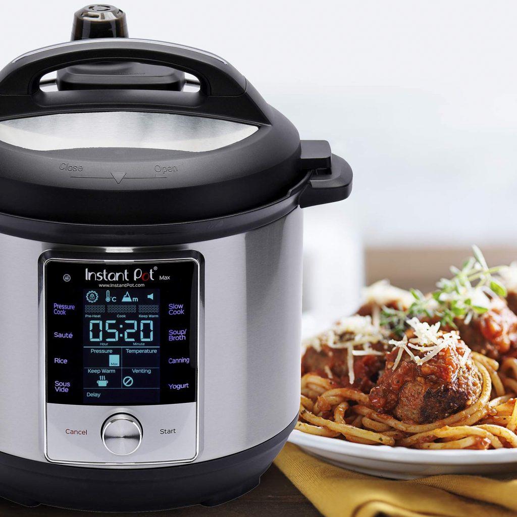Instant Pot Max multi-cooker
