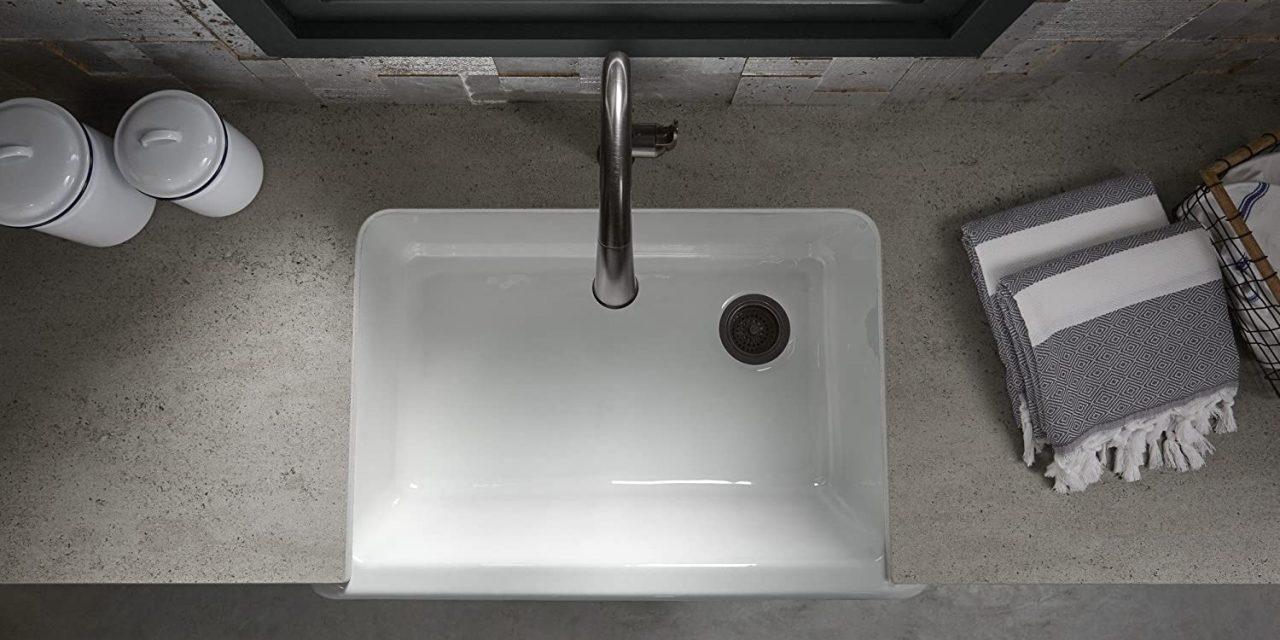Types of Kitchen Sink Materials