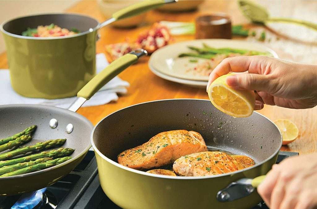 Rachael Ray nonstick Cucina cookware