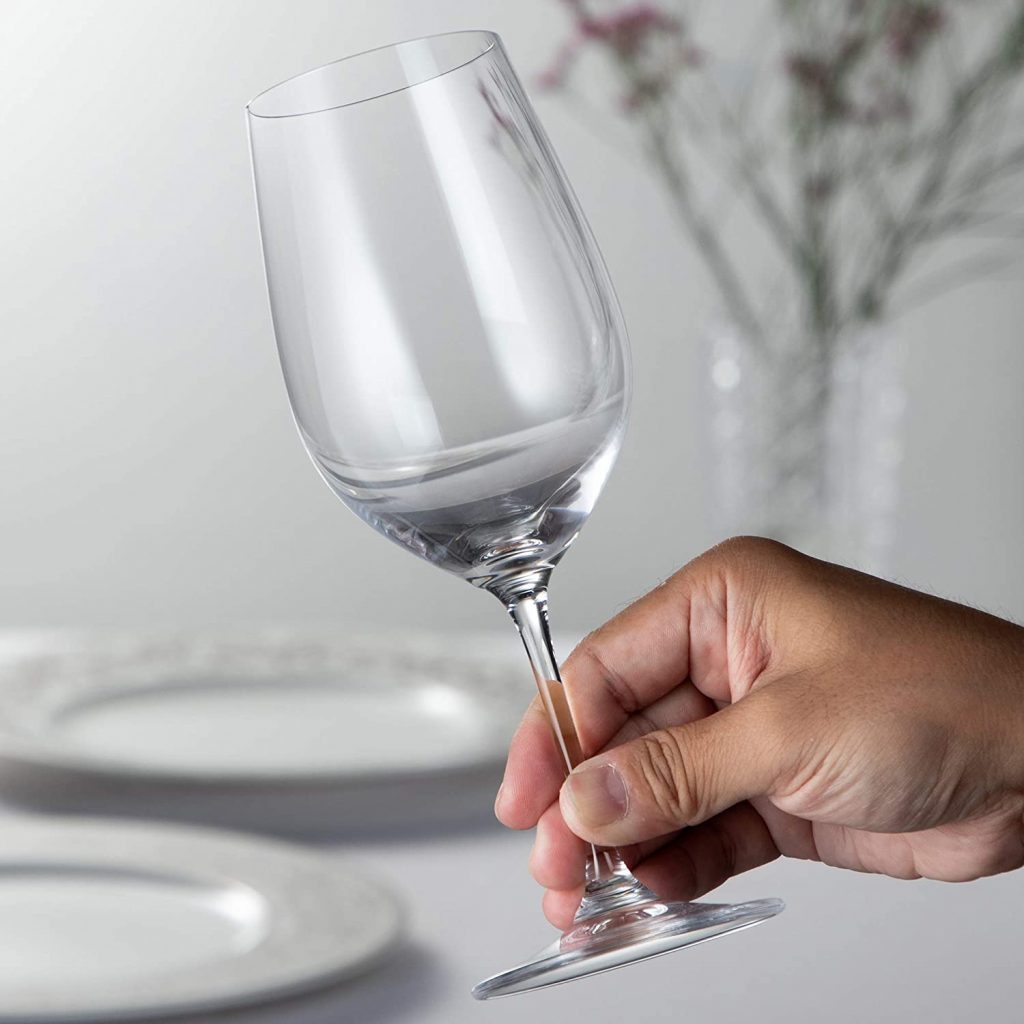 Riedel Vinum wine glasses for rieslings
