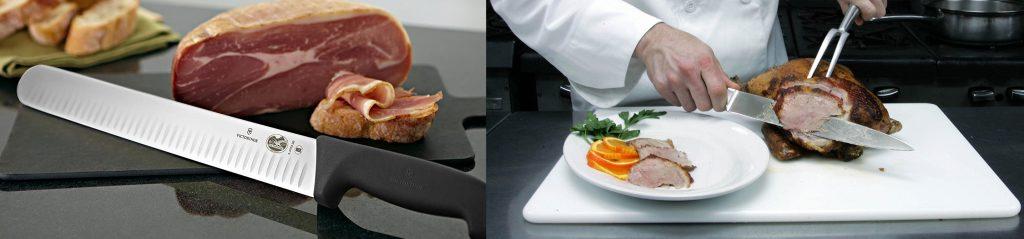 Slicing knife vs carving knife