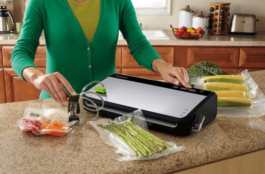Types of Food Vacuum Sealers