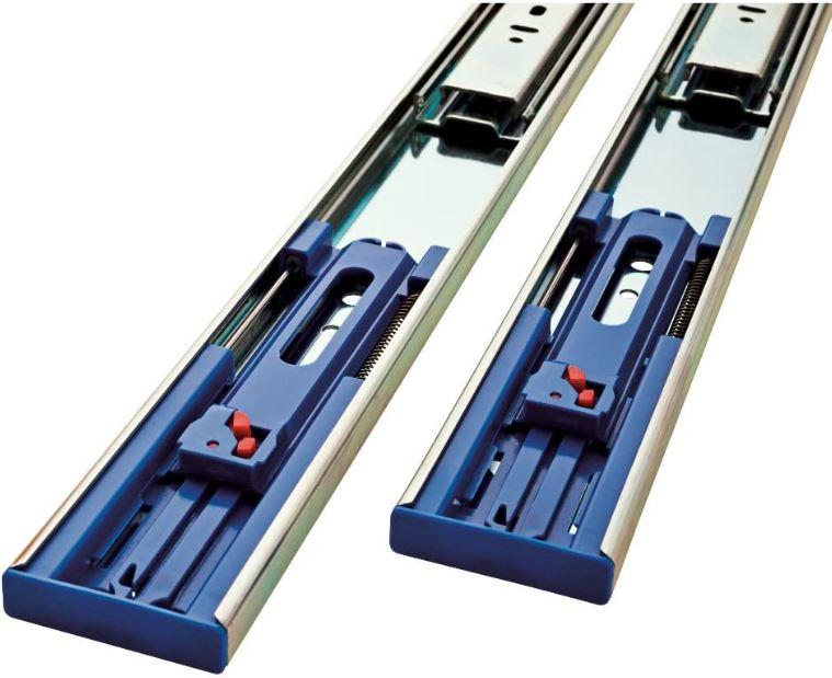 Liberty Hardware's soft-close ball-bearing drawer slides