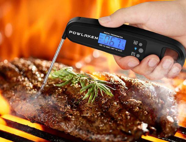 Powlaken's instant-read thermometer