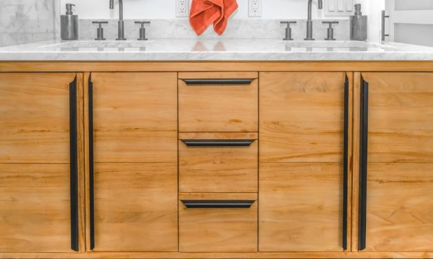 Types of Cabinet Hardware Materials and Finishes