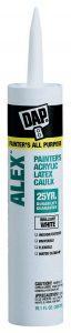 DAP Painter's Acrylic Latex Caulk