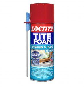 Polyurethane Spray Tite Foam for Window & Door