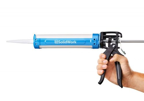 SolidWorks Caulking Gun