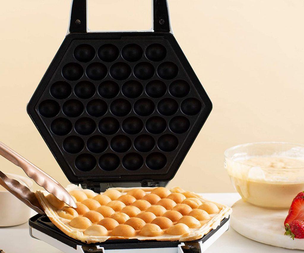 Bella's bubble waffle maker