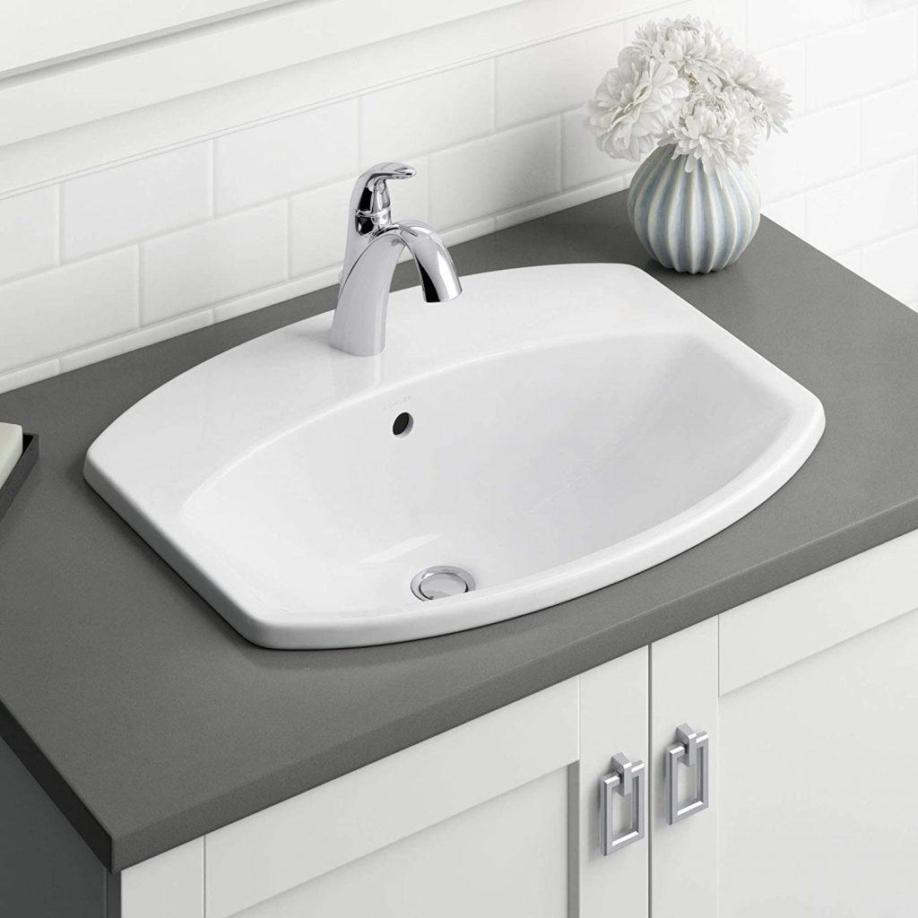 Kohler's Alteo Single Handle Bathroom Sink Faucet