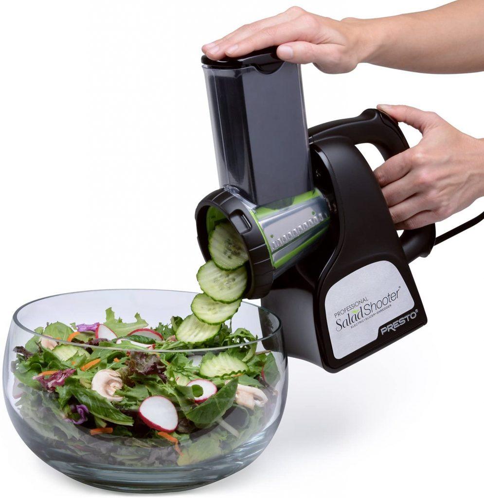 Presto's electric SaladShooter
