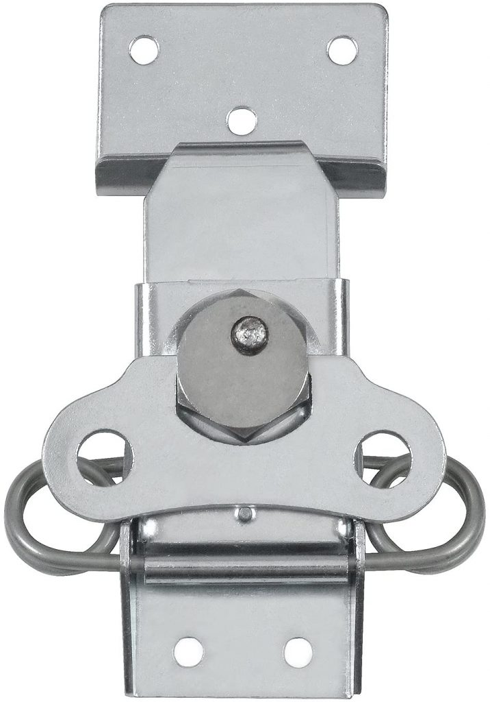 Reliable Hardware Company's Spring Loaded Butterfly Latch