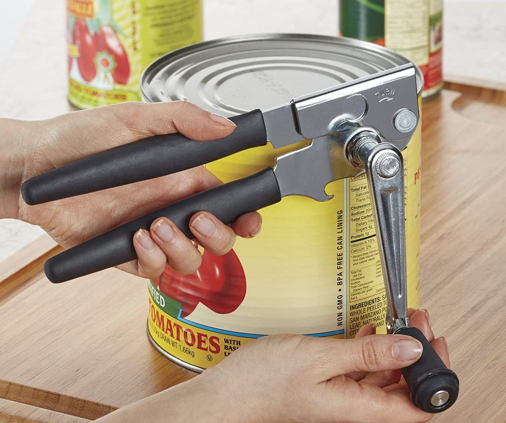 Swing-A-Way's crank can opener