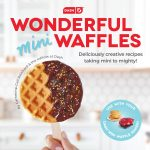 Wonderful Mini Waffles Recipe Book
