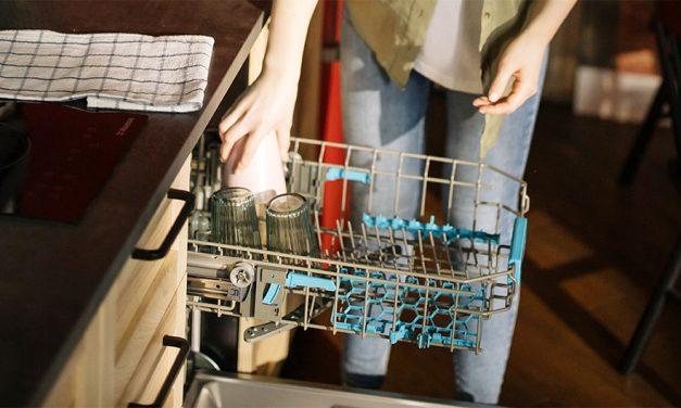 Types of Dishwasher Detergent